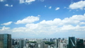 東京 タイムラプス 空の動画 41048172