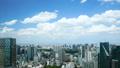 東京 タイムラプス 空の動画 41048174
