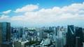 東京 タイムラプス 空の動画 41048754