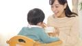 育児 赤ちゃん 親子の動画 41056044