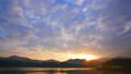 Dawn of Time Lapse Lake permingM 171102视频素材 41084536