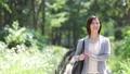 スーツの女性 オフィスレディ 新緑 OL ビジネス スーツ ポートレート リクルート 41133970