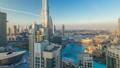 dubai, skyscraper, timelapse 41181548