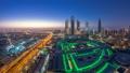 dubai city timelapse 41182461