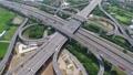 交汇处的鸟瞰图 41201853