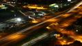 Timelapse, San Antonio, Texas intersection at nigh 41212172