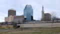 Timelapse Springfield, Massachusetts city center 41212190