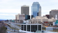 Timelapse city center Springfield, Massachusetts 41212191