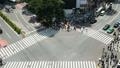 東京·澀谷爭奪交叉·頂視圖·時間流逝·縮小 41212925