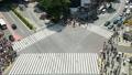 東京·澀谷爭奪交叉·頂視圖·時間流逝·泛 41212928