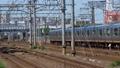 相鉄線と東海道線 41219500