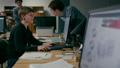 仕事 オフィス 建築士の動画 41246771
