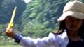 シャボン玉 子供 少女の動画 41359029