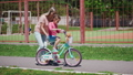 bicycle, bike, daughter 41374212