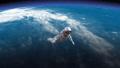 อวกาศการเคลื่อนไหวของจักรวาล perming3DCG ภาพเคลื่อนไหววัสดุ 41418829