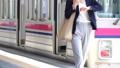 商务女人站拍摄合作:京王电铁有限公司 41457375