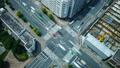 交叉路口·时间流逝·东京·缩小 41663138