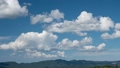 Time lapse video of blue sky and clouds 41718864