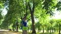 ジョギング 女 女の人の動画 41743475