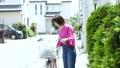 自転車 女性 41785978