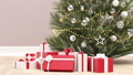 Christmas tree with gifts 41827467