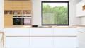 Kitchen with white furniture 41827472