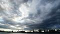 东京·黑暗的天空·时间流逝·东京湾·品川码头·放大 41946953