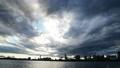 东京·黑暗的天空·时间流逝·东京湾·品川码头观看·缩小 41946954