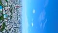 タテ素材 東京・タイムラプス・定番風景・初夏の爽やかな青空と緑 41964411