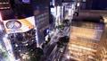 黄昏的东京夜景银座,Seiryabashi Time Lapse缩小 42139898