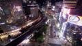 黄昏的东京夜视有乐町,银座时间间隔修复 42139996