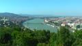 Aerial zoom panorama of Budapest, Hungary 42145423