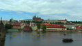 Zoom panorama of the Old Town in Prague 42145424
