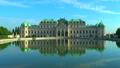 Belvedere Palace in Vienna, Austria 42145426