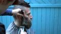 バーバー 床屋 理髪師の動画 42202392
