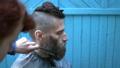 バーバー 床屋 理髪師の動画 42202414