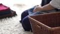 家事 洗濯物 畳むの動画 42278277