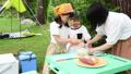 キャンプ 夏休み 子供の動画 42422232