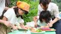 キャンプ 夏休み 子供の動画 42422241