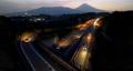 在伊豆Jogoku方式的富士山 42500325