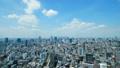 東京寬時間流逝澀谷和市中心全景放大 42603437