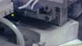 A forming machine for butter at the factory 42633146