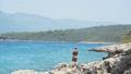 浜辺 海 海岸の動画 42657383