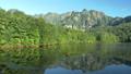 나가노 현 가쿠 거울 연못 42711861