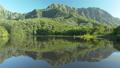 나가노 현 가쿠 거울 연못 42711863