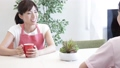 人們女性母親 - 女兒談話 42821006