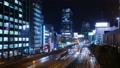 東京夜景·澀谷·時間流逝·資本高速擁堵FIX 42881351