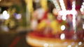 Blur dreamy Carousel and bokeh of light. 42889278