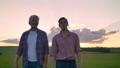 field, men, walking 42922657