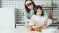 母亲女儿厨房用具 42957622